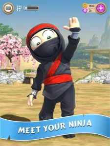 Meet Your Ninja Clumsy Mod APK