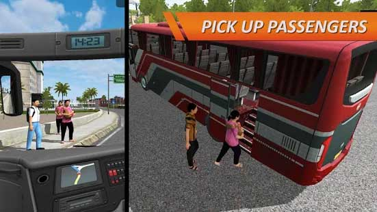 Bussid Mod APK Unlimited Money - 1