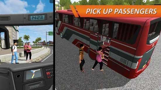 Bussid Mod APK Unlimited Money - 1