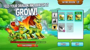 Dragon City Mod APK - 1