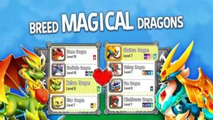 Dragon City Mod APK - 2