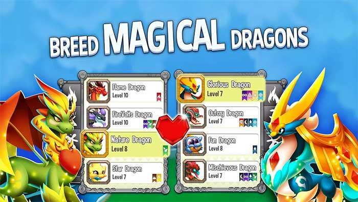 Dragon City Mod APK - 2