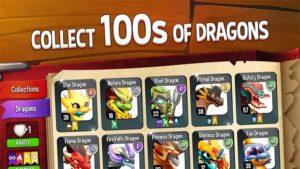 Koleksi 100 Jenis Naga Berbeda