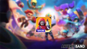 heroes strike offline mod