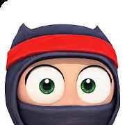 Ninja Clumsy Logo