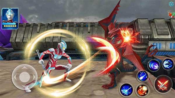 Ultraman Legend Hero Mod APK Versi Terbaru - 2
