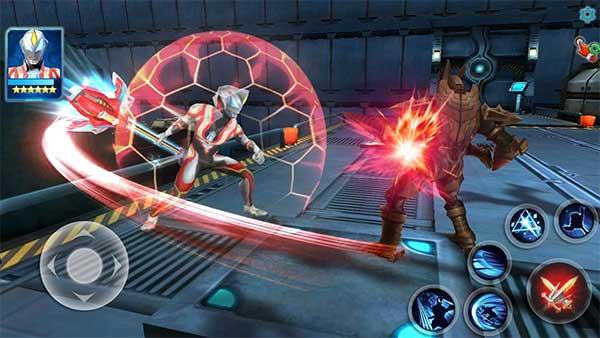 Ultraman Legend Hero Mod APK Versi Terbaru - 4