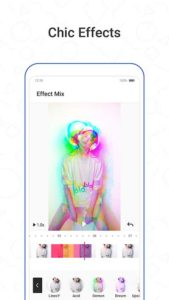 Chic effects dengan Funimate Pro