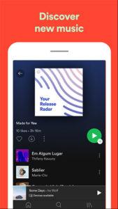 spotify premium apk discover-new-music