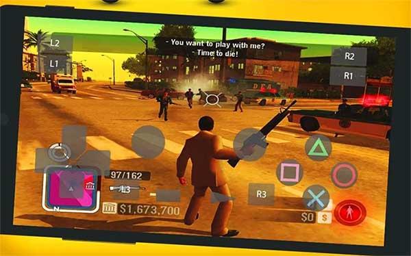 Cara Main Game PS2 di Android dengan PPSS2 Golden