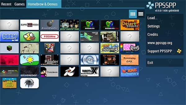 Cara Main Game PS2 di Android dengan PPSSPP Versi Biasa