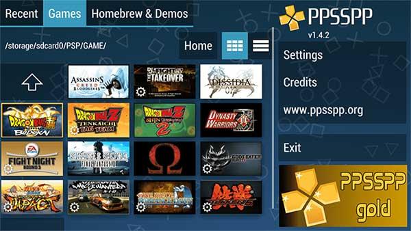 Cara Main Game PS2 di Android dengan PPSSPP Gold