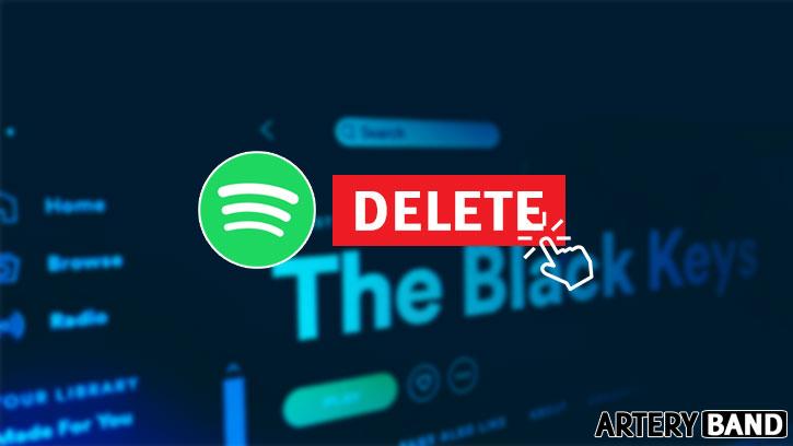 Cara Menghapus Akun Spotify Secara Permanen