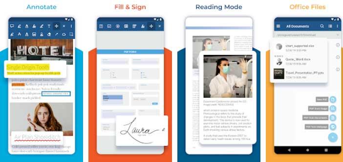 Ubah Gambar ke PDF Dengan Xodo PDF Reader & Editor