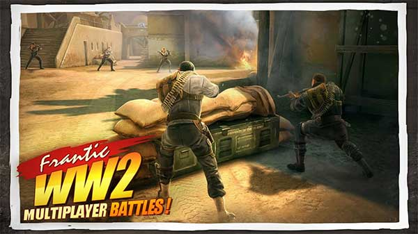 brothers in arms 3 with multiplayer battles