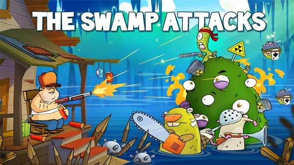 cover swamp attack mod