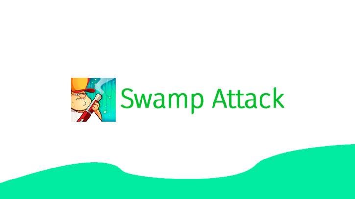 download swamp attack mod apk