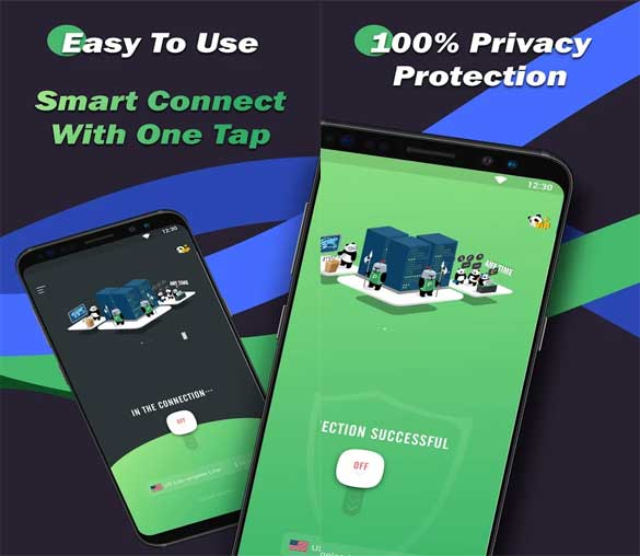 easy to use panda vpn pro