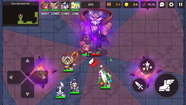 menyerang-monster-guardian-tales