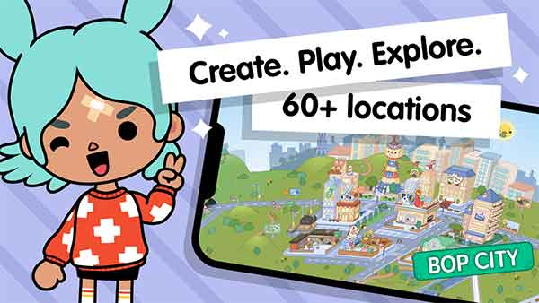 create play explore
