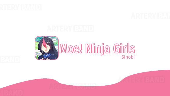 moe ninja girls mod apk sinobi