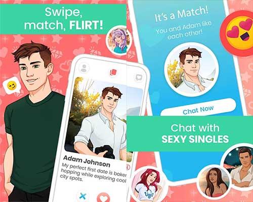 swipe and match lovelink apk