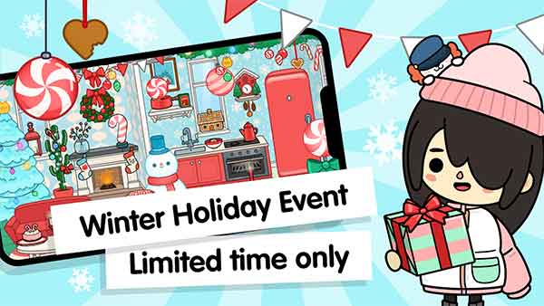 winter holiday event