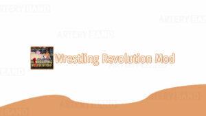 Wrestling Revolution Mod APK Latest Version
